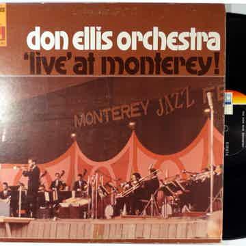 DON ELLIS ORCHESTRA LIVE AT MONTEREY! PACIFIC JAZZ ST 2...