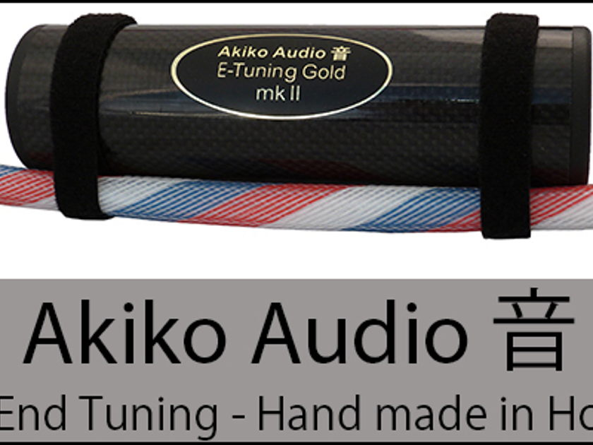Akiko Audio™  RCA Tuning™ Caps  (Pay Less For More!)
