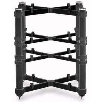 Audio Rack: Open Box; Full Warranty; 28% Off; Free Shipping