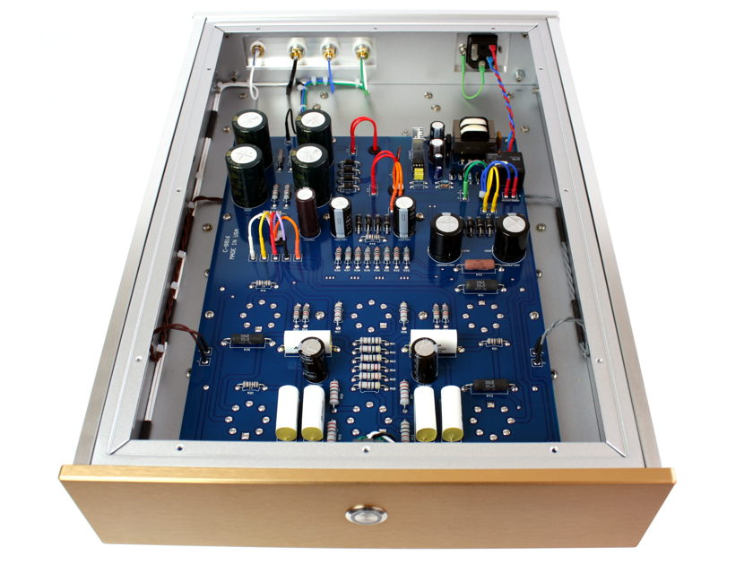 TRIANGLEART REFERENCE TUBE  MONOBLOCK AMPLIFIER