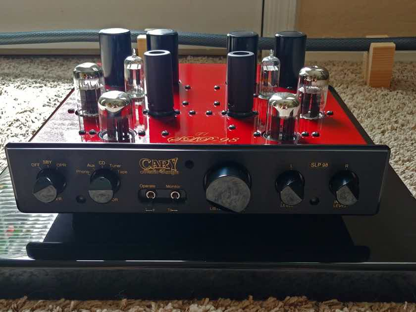 Cary Audio SLP-98p Formula 1 Version w/Phono Stage