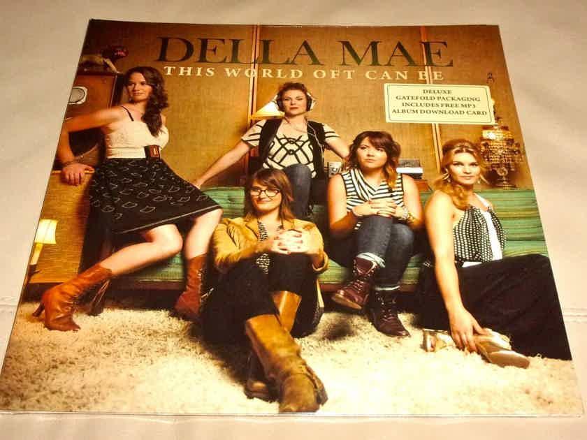 Della Mae This World Oft Can Be