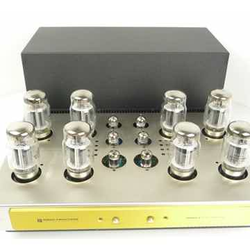 SONIC FRONTIERS POWER-3 Mono Power Amplifiers (Gold): w...