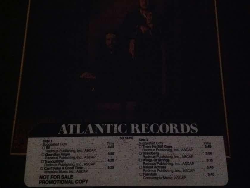 Jan Akkerman & Kaz Lux - Eli Atlantic Records With DJ Timing Strip Vinyl LP  NM