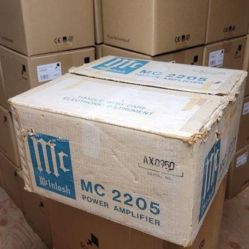 McIntosh MC-2205