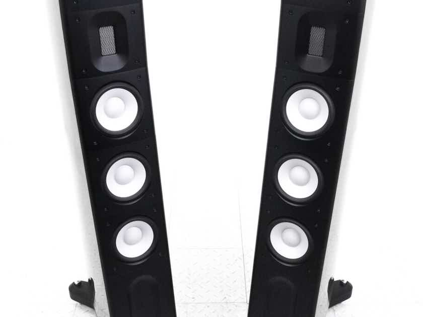 Raidho C3.2 Floorstanding Speakers; Burled Walnut Pair; C-3.2 (21674)