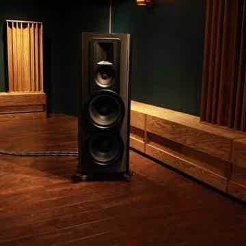 Analog Domain Argus Loudspeakers (99 db efficient!)
