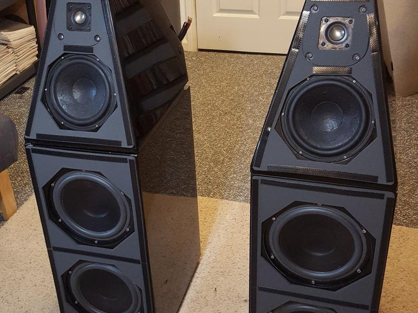 Wilson Audio Watt Puppy 5 full range floor standing