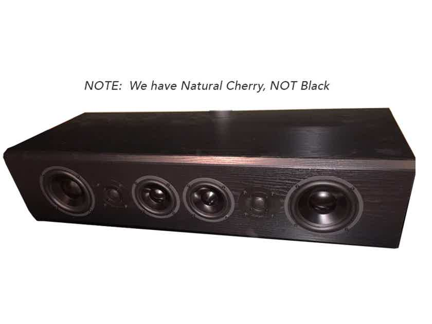 BRYSTON Model AC-1 Center Channel (Natural Cherry): New-In-Box; Full Warranty; 40% Off; Free Shipping