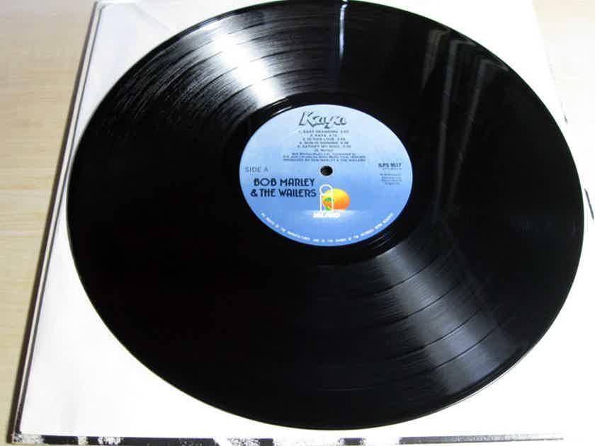 Bob Marley & The Wailers - Kaya - 1978 Island Records ILPS 9517