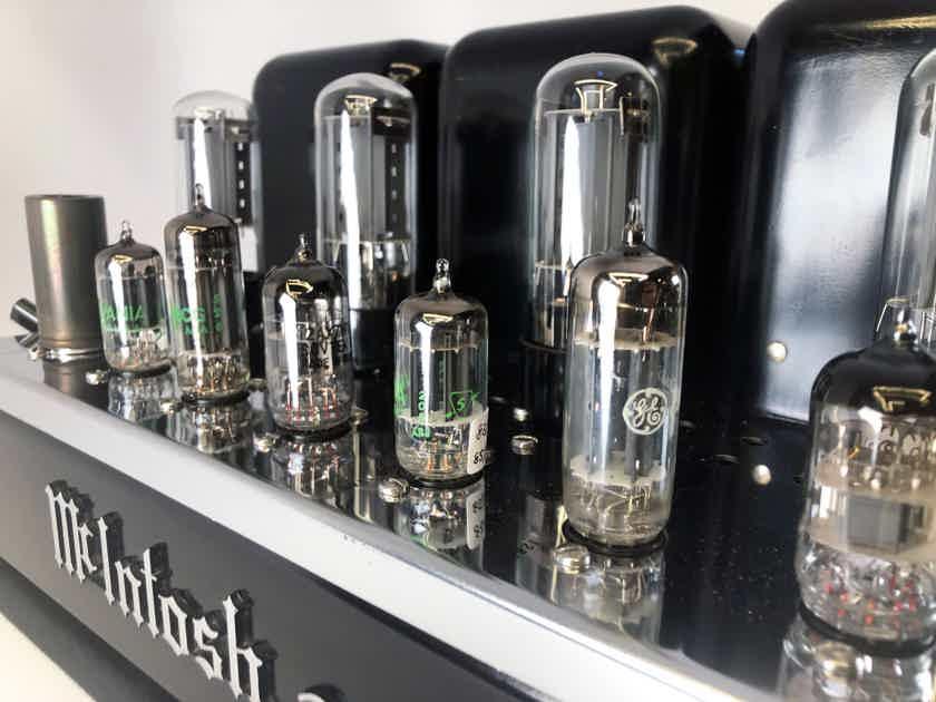 McIntosh MC240 Tube Amplifier - Vintage Beauty - FULL Restoration