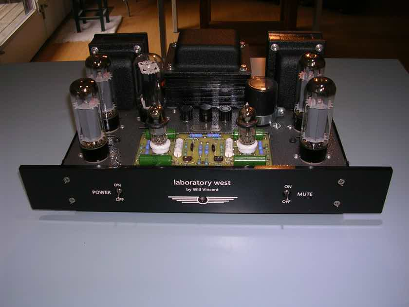 DYNACO by WILL VINCENT....... VERY SPECIAL .....TRIODE 7643 SQ tubes   SOLD.......SOLD........SOLD.........SOLD