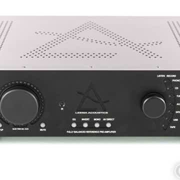 Pyxis II Stereo Preamplifier / DAC