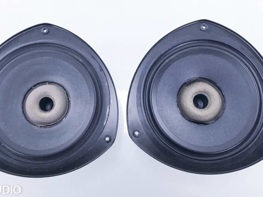"""KEF 104/2 B200 Bass Driver Pair 7"""" Woofers; Coupled; SP1188 (14731)"""
