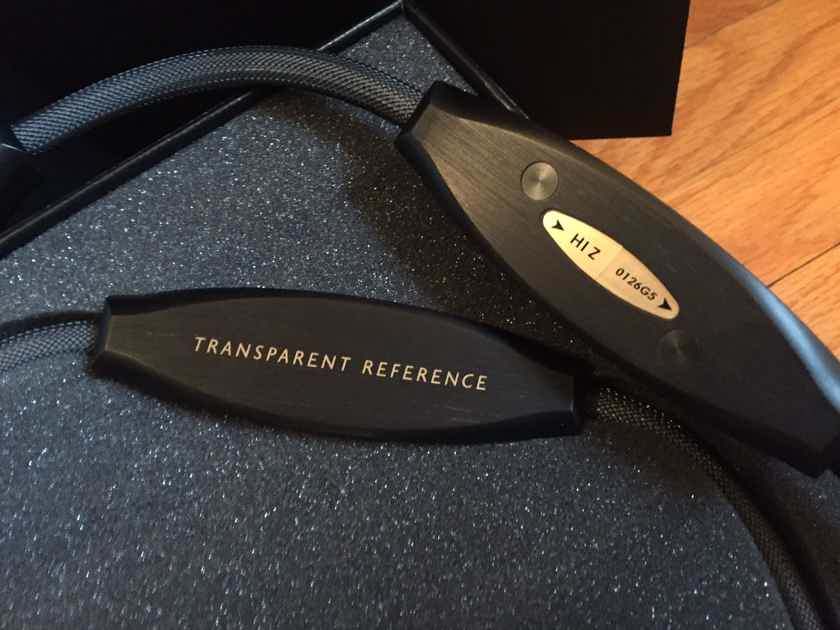 Transparent Audio Reference Gen V - 1M Balanced