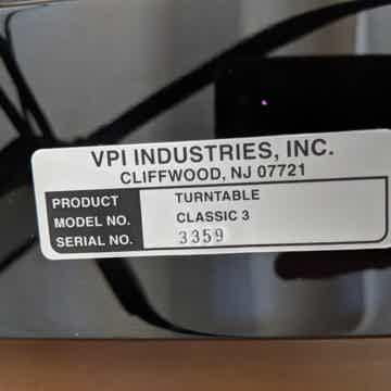 VPI Classic 3