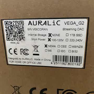 G2 Vega