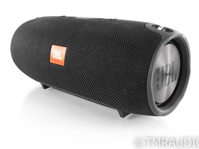 JBL Xtreme Portable Bluetooth Speaker; Rechargeable Battery; Splash-proof (21754)