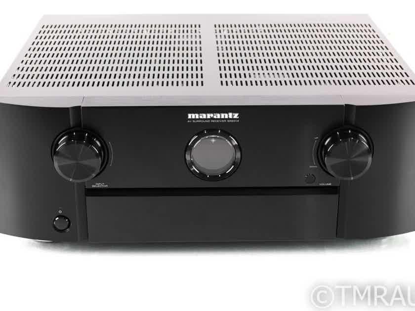 Marantz SR6014 9.2 Channel Home Theater Receiver; SR-6014; Remote; 4K UHD (25649)