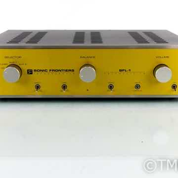 SFL-1 Vintage Stereo Tube Preamplifier