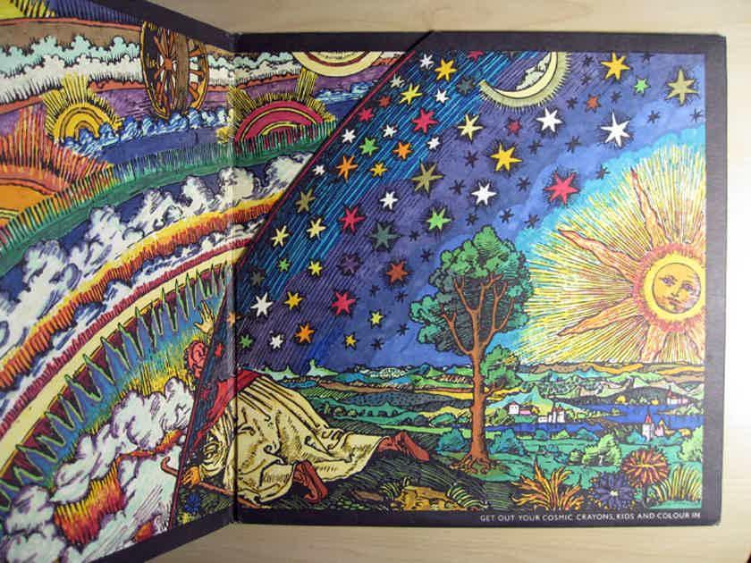 Donovan - Cosmic Wheels - 1973  Epic KE 32156