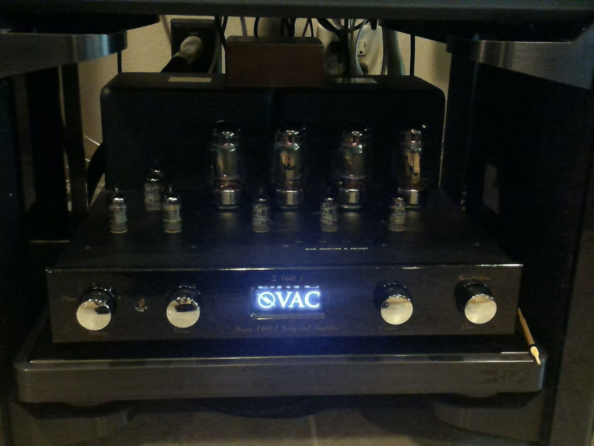 Valve Amplification Company Sigma 160i SE VAC Integrated Amplifier