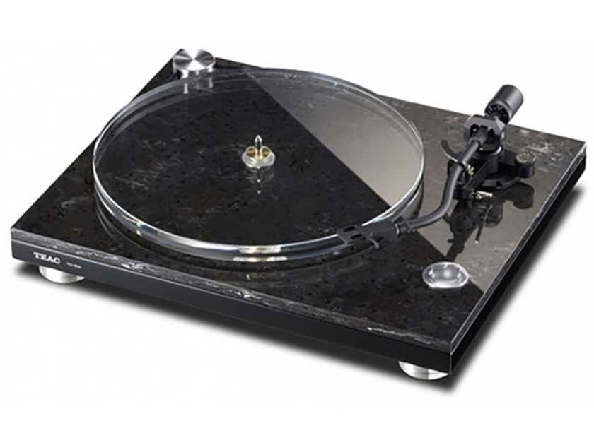 TEAC TN-550 Analog Turntable (Black): Excellent DEMO; Full Warranty; 35% Off; Free Shipping