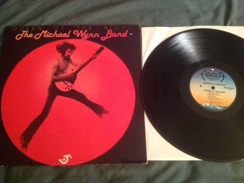 The Michael Wynn Band Queen Of The Night