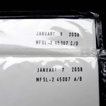 MFSL Test Pressing - Patricia Barber Verse  ** Sealed **