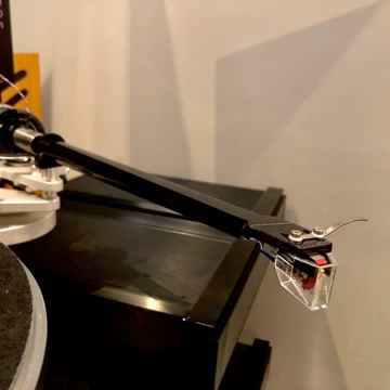 """VPI 12"""" Fatboy Gimbal complete with VTA tower and armbase"""