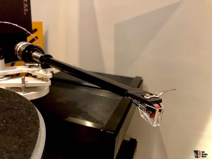 """VPI Industries VPI 12"""" Fatboy Gimbal complete with VTA tower and armbase"""