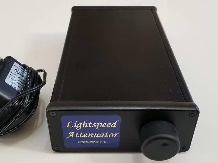 Lightspeed Attenuator  preamp