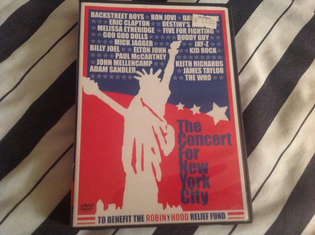 The Who David Bowie Bon Jovi Billy Joel