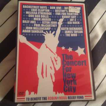 The Who David Bowie Bon Jovi Billy Joel  The Concert Fo...
