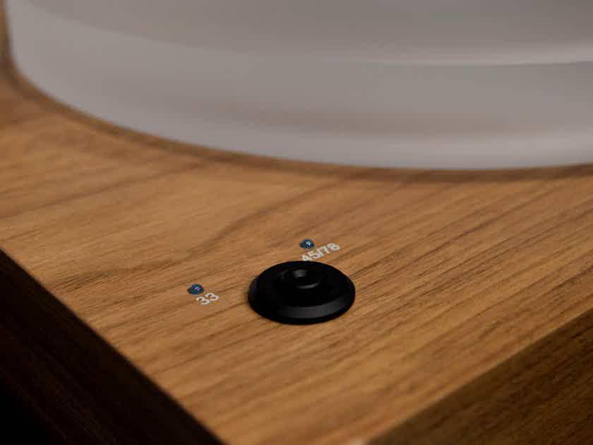 Pro-Ject Audio Systems X2 Luxury Turntable - Satin Walnut Finish