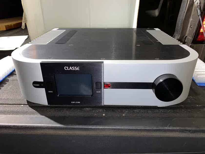 Classe Audio CAP-2100