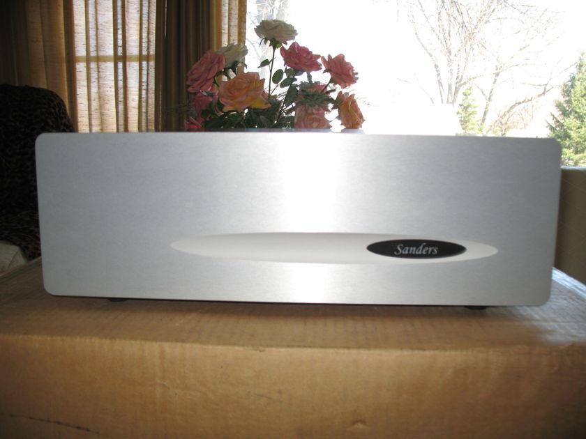 Sanders Sound Systems ESL Monoblocks pair