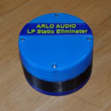 ARLO Audio LP static eliminater