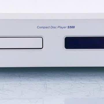 S500 CD Player