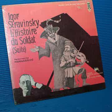 "STRAVINSKY / Parnassus   - ""L'Histoire du Soldat (Suite..."