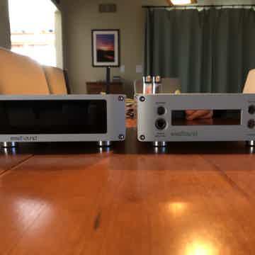 exaSound E32 DAC & PlayPoint Streamer