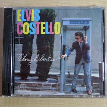 Elvis Costello – Taking Liberties -  SEALED CD Columbia...