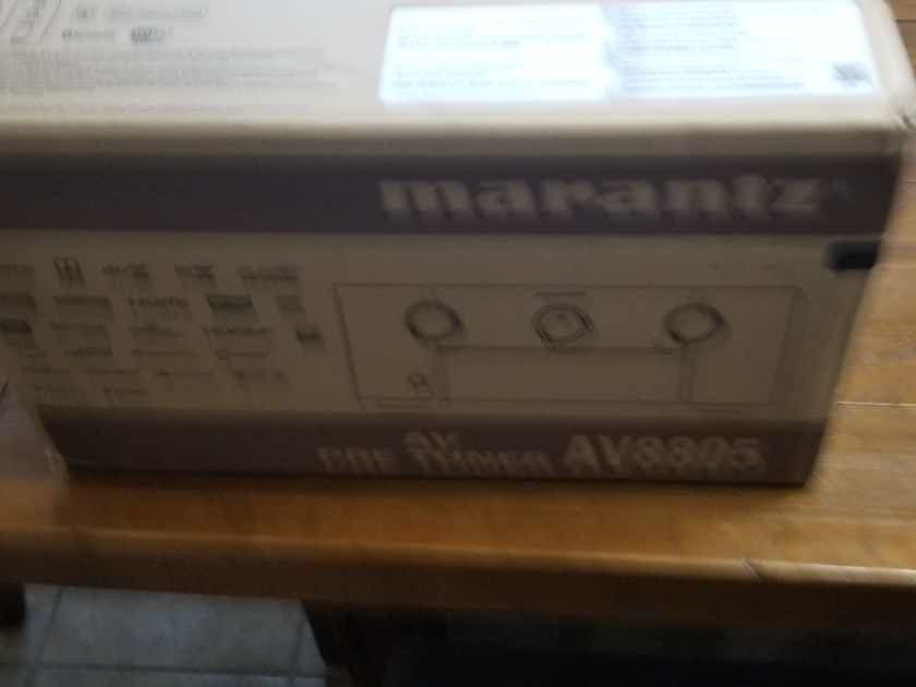 Marantz AV8805 13.2 channel Atmos DTS:X Processor Brand New in Box Sealed
