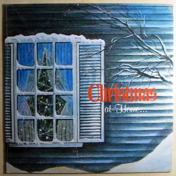 Various  - United States Air Force – Christmas At Home ...