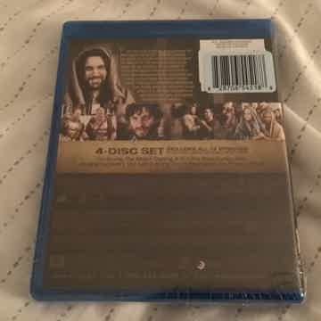 Blu Ray TV Series 4 Disc Set Sealed  A.D. The Bible Continues