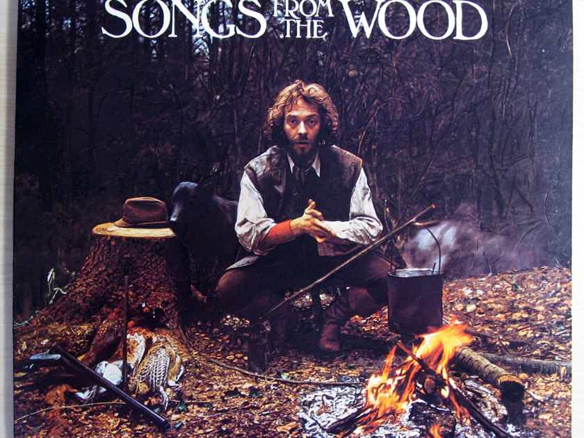 Jethro Tull - Songs From The Wood -  1977 Chrysalis CHR1132