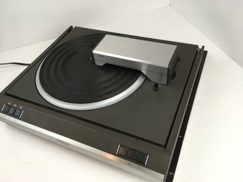 Revox B-795 Turntable with Tangential arm and Linn Cartridge, Tested