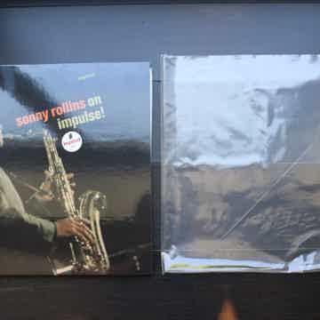 Sonny Rollins On Impulse - Limited Ed. - Analogue Produ...