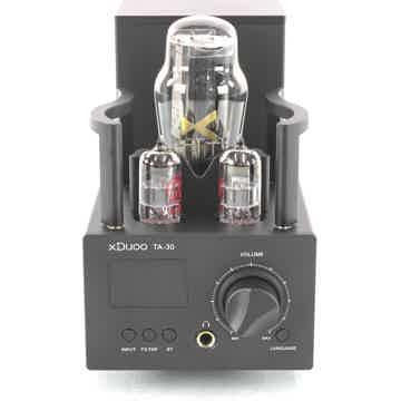 TA-30 Tube Headphone Amplifier / DAC