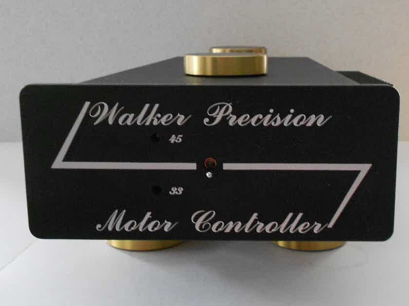 Walker Audio Precision Motor Controller For all Turntables